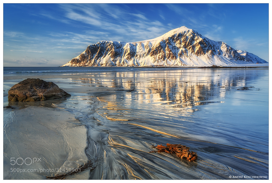 Photograph Flakstad Beach by Andre Koschinowski on 500px