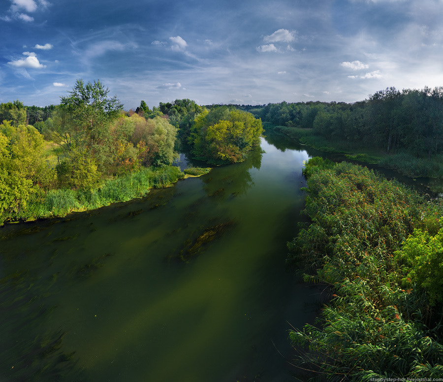 Photograph Emerald rivers by Sergey Stepanenko on 500px