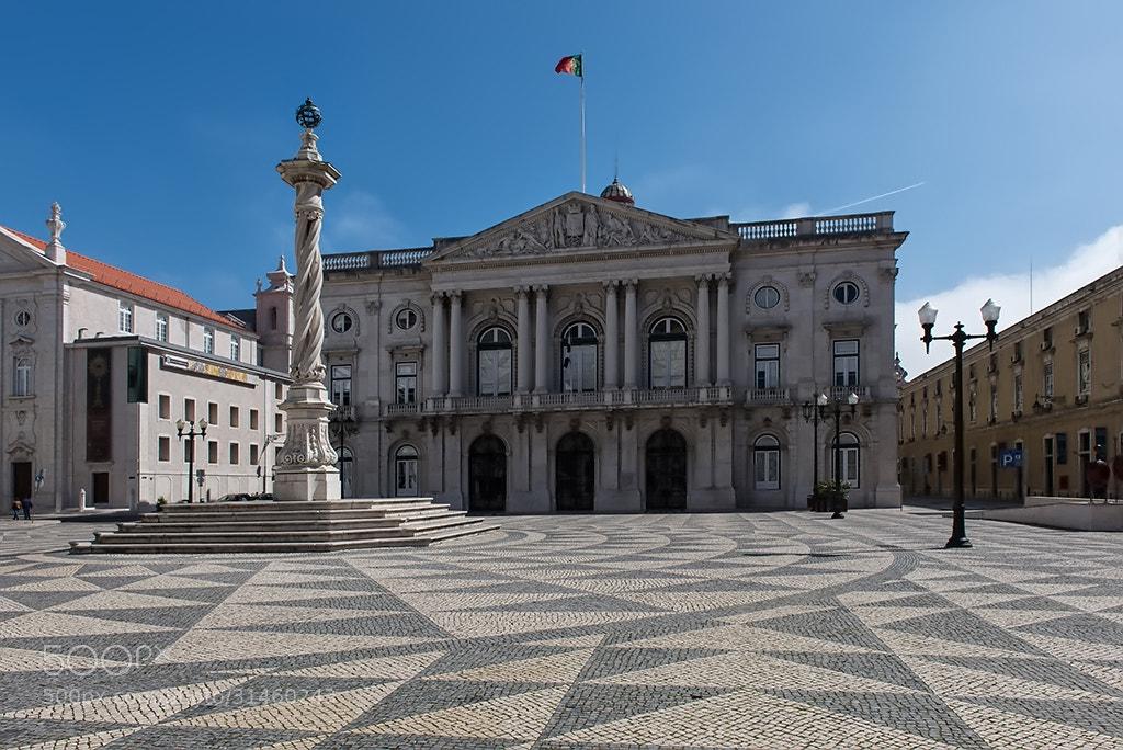 Photograph Praça do Municipio  by Jorge Orfão on 500px
