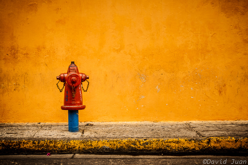 Photograph Fire Hydrant by David Juan on 500px