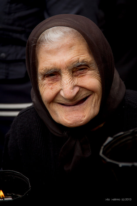 Photograph old catholic woman by Vito Vatinno on 500px