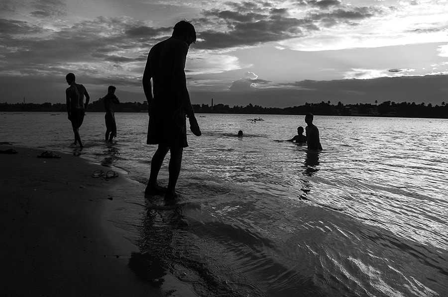 Photograph Bathing Shadows  by Sourik Ghosh on 500px