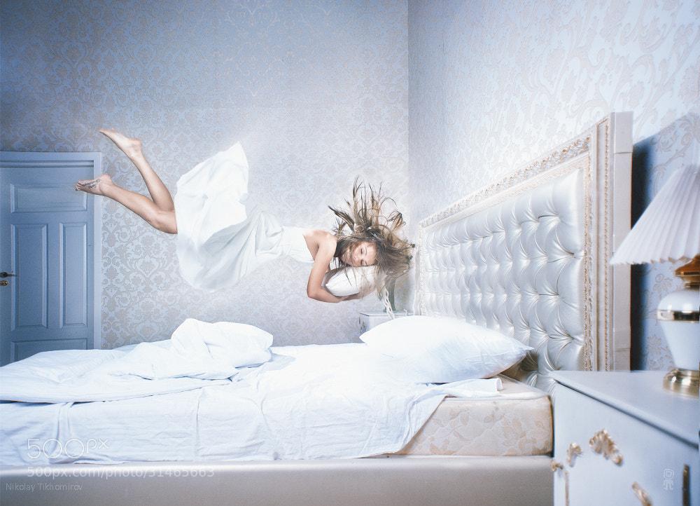 Photograph zero gravity by Nikolay Tikhomirov on 500px