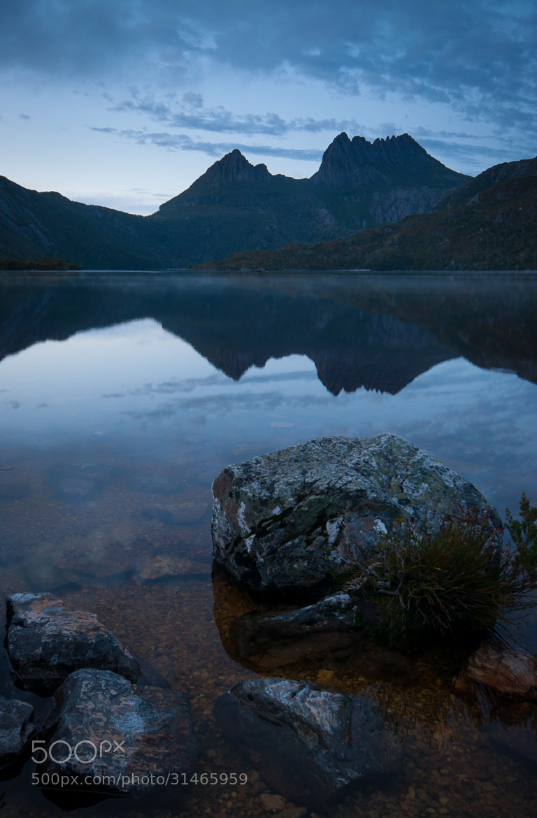 Photograph Cradle Mountain Pre-Dawn by Steven Johnson on 500px