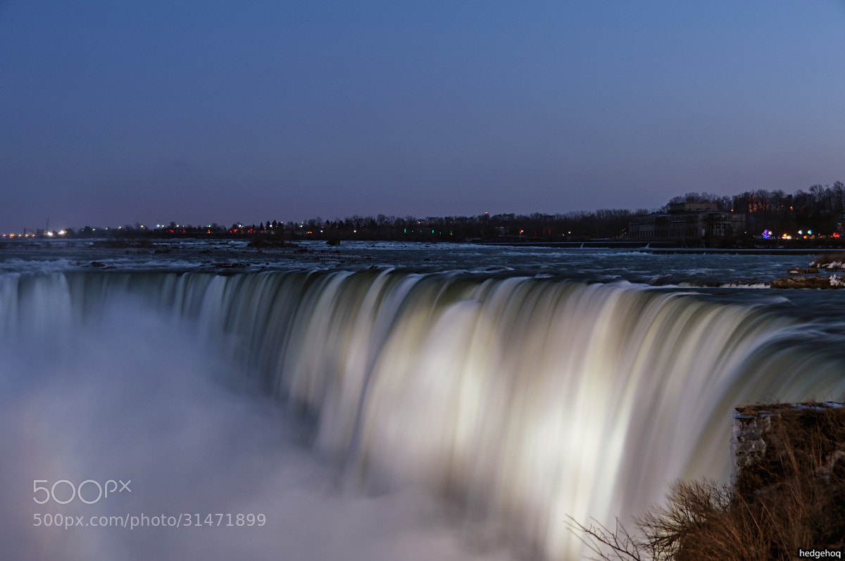 Photograph Niagara Falls 1 by Dmitry Stepanov on 500px