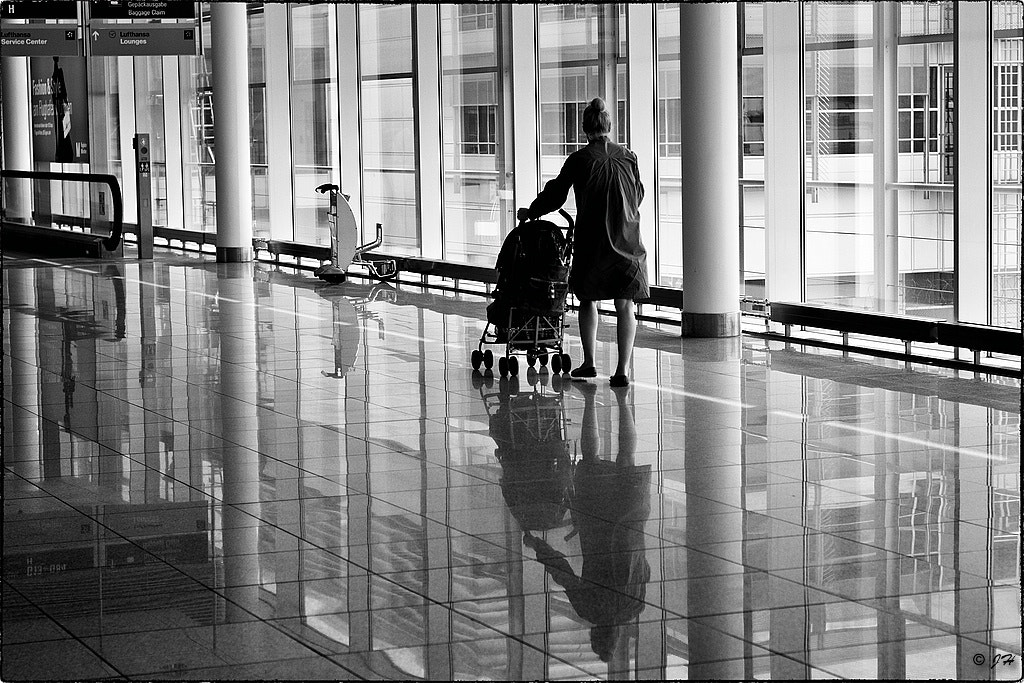 Photograph Airport M by Jörg H. on 500px