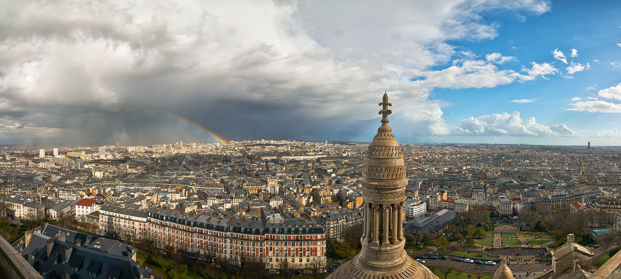 Photograph Paris weather by Alexei Zaripov on 500px