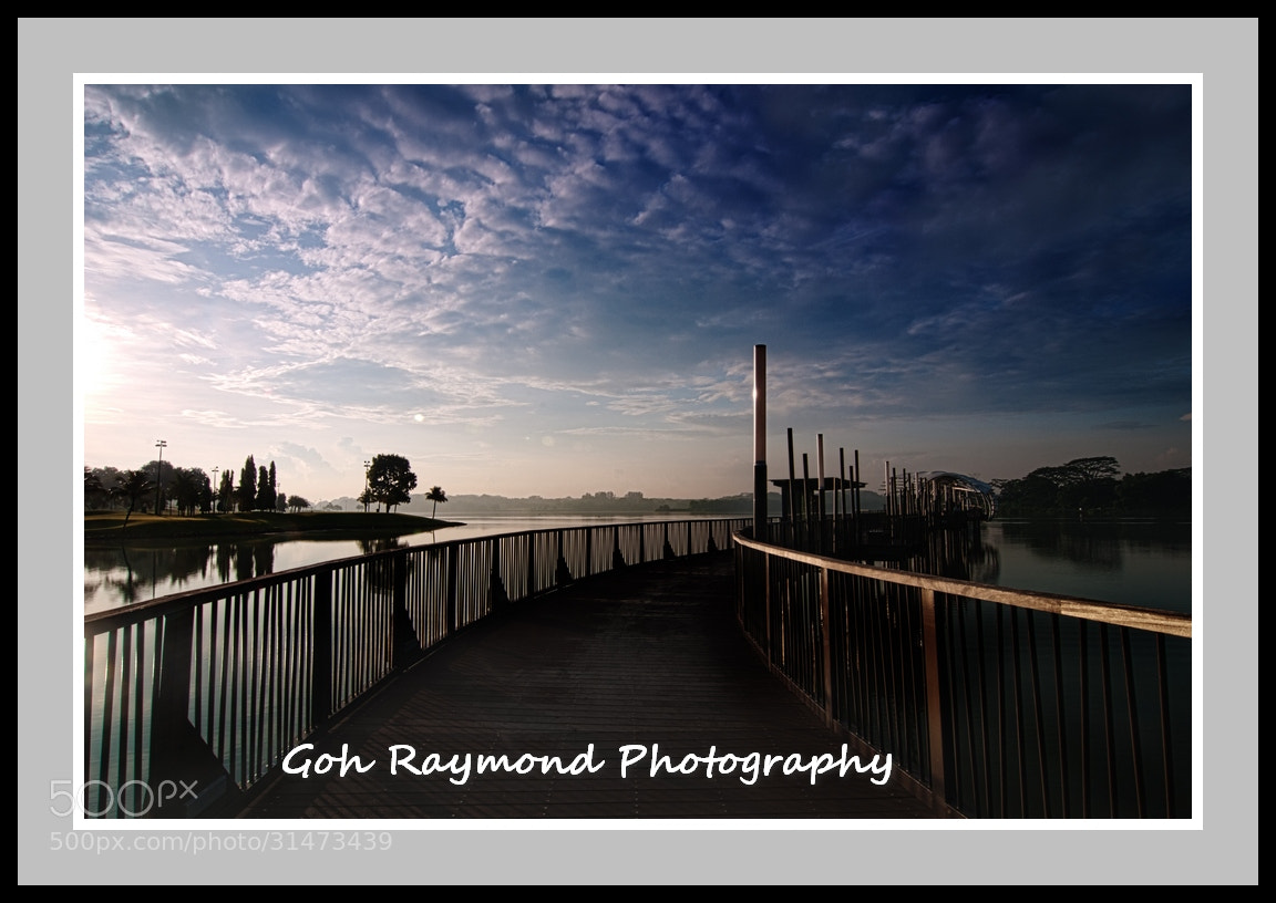 Photograph Morning Sun @ Lower Seletar Reservoir #1 by GohRaymond Photography on 500px