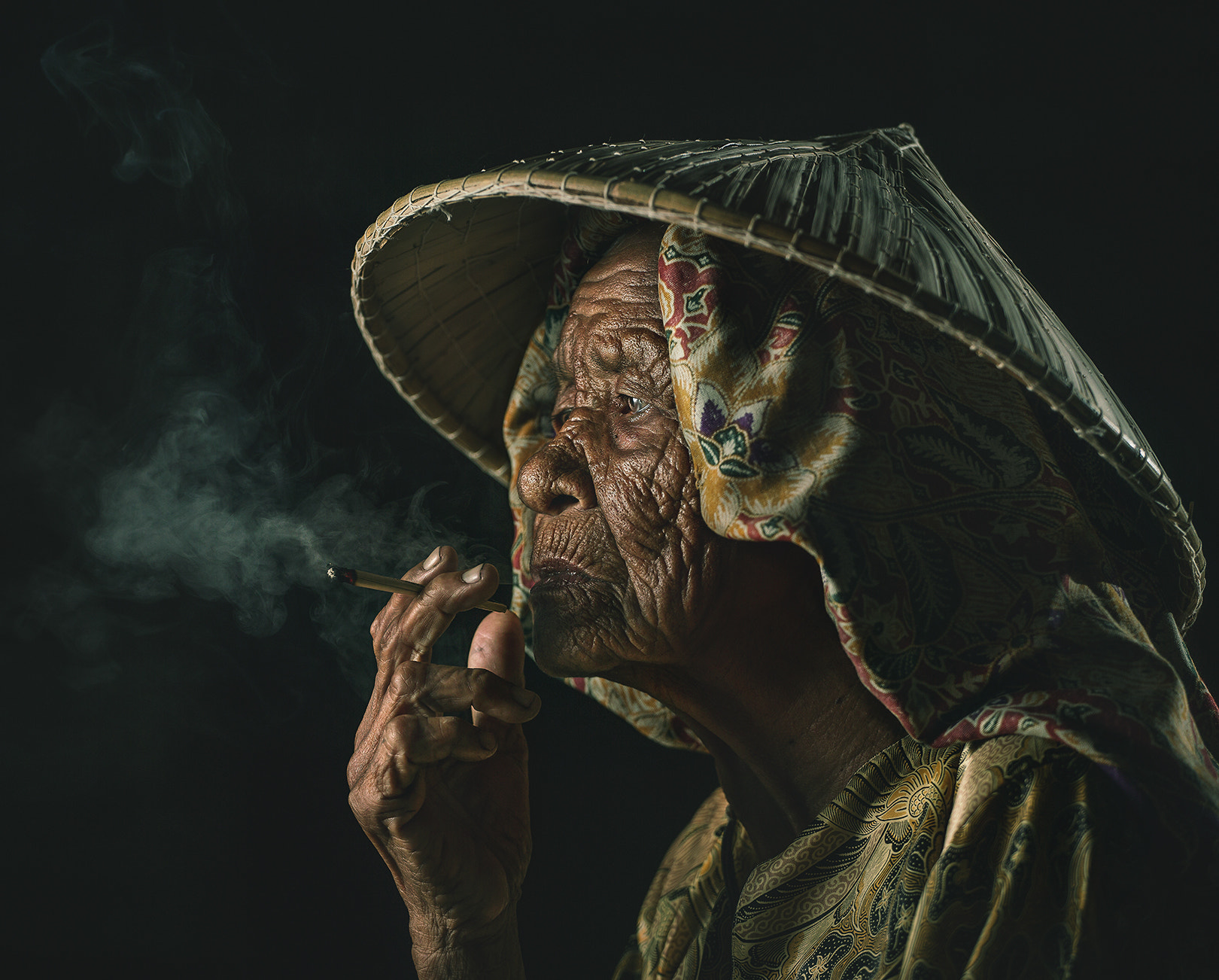 Photograph MAMA EMBONG by abe less on 500px