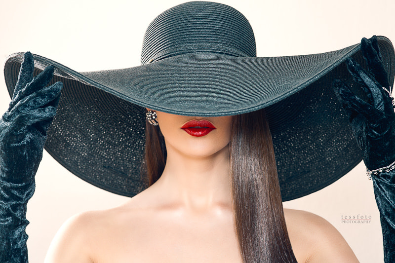 [ the hat ] by Christian Teßmar on 500px.com
