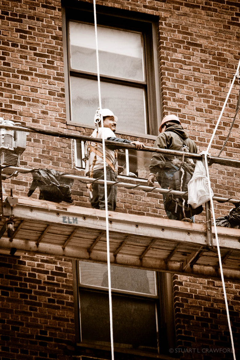 Photograph Workers by Stuart Crawford on 500px