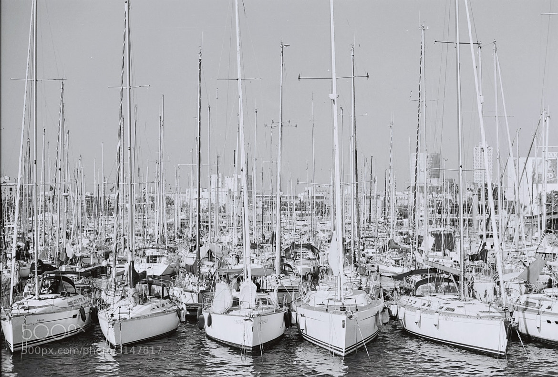 Photograph Boats by Paul Ungureanu on 500px