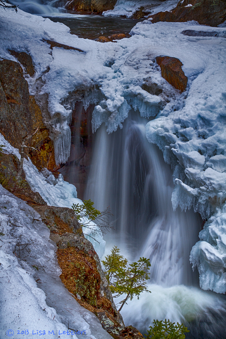 Photograph Small Falls by Lisa Lettieri on 500px