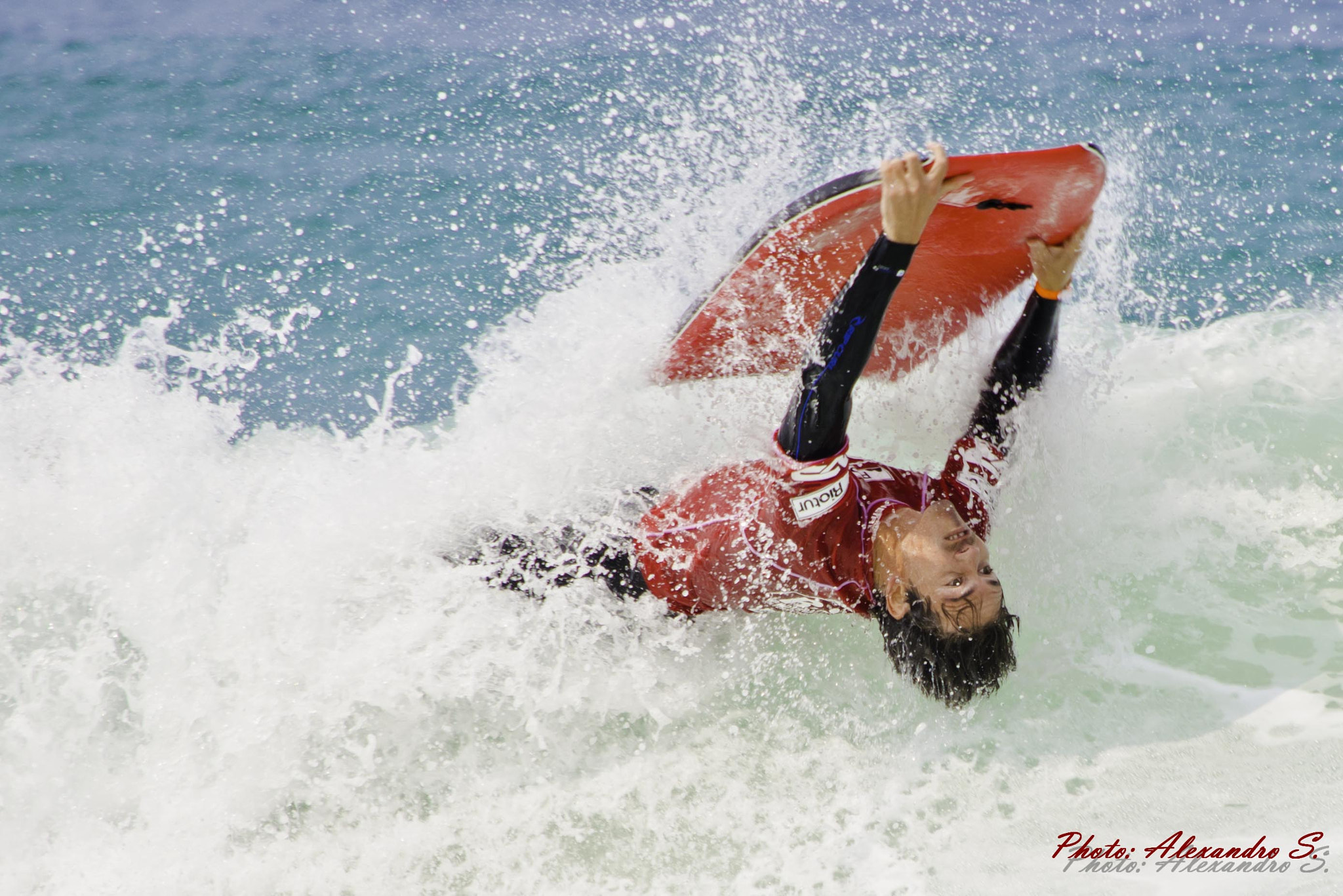 Photograph Body Boarding by Alexandro  Santos  on 500px