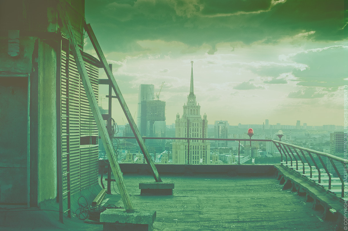 Photograph Cityscape by Andrey Permitin on 500px