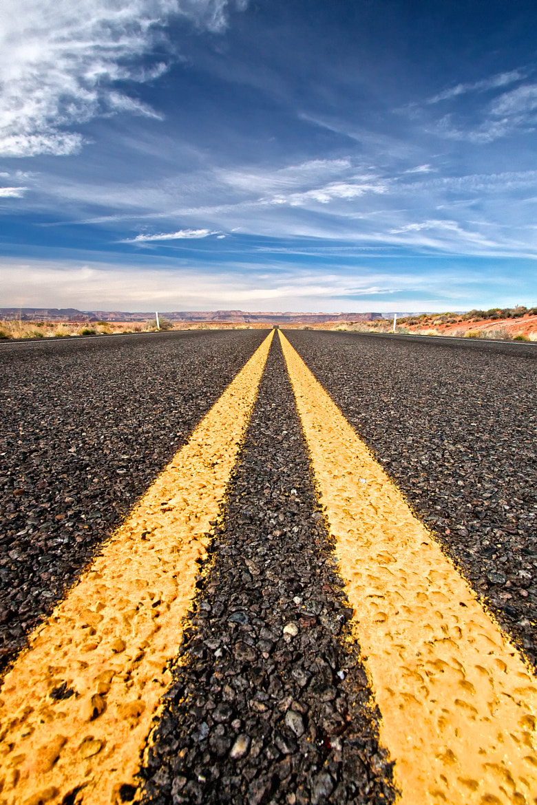 Photograph Open road by Sebastian P on 500px
