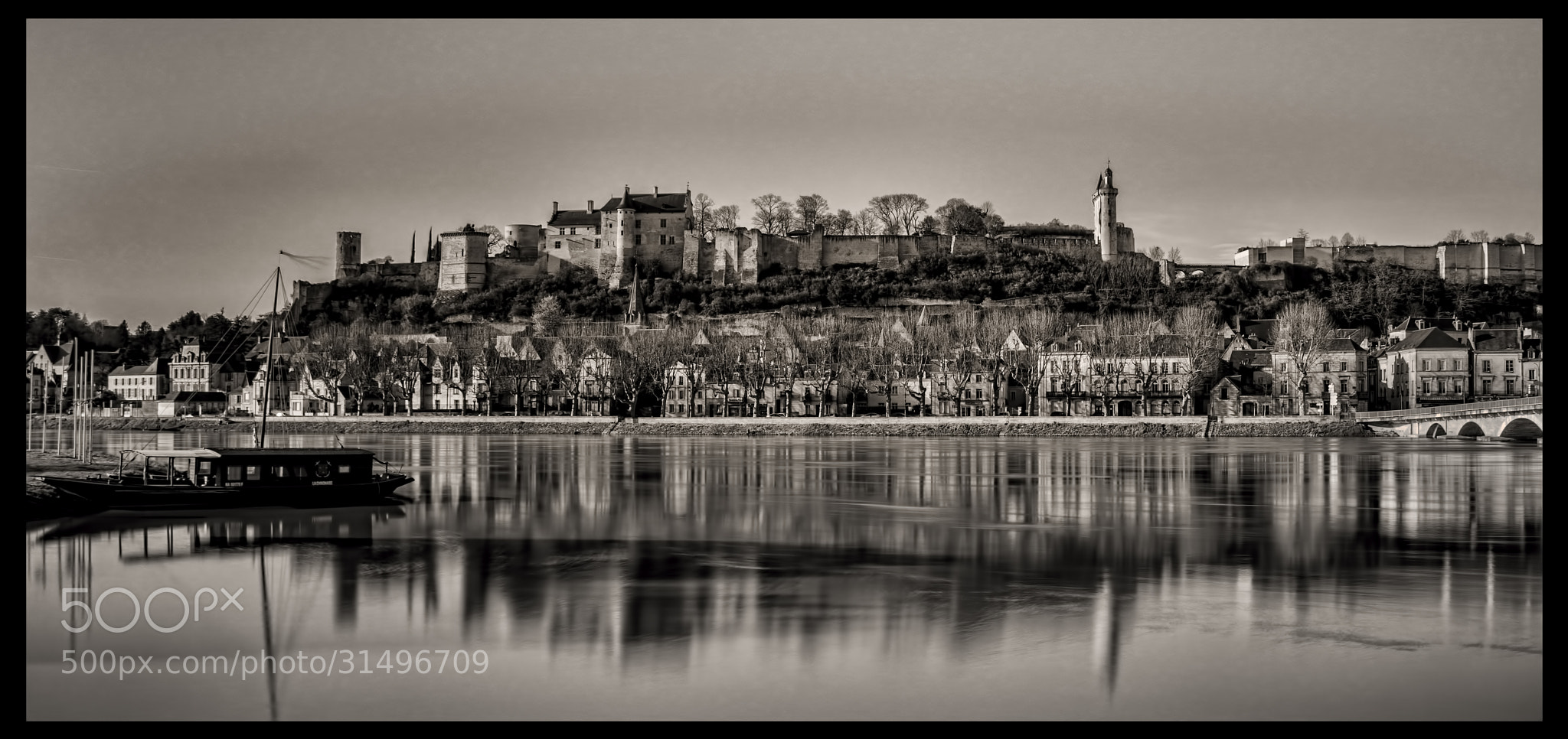 Photograph Chinon by Pierre de Izarra on 500px