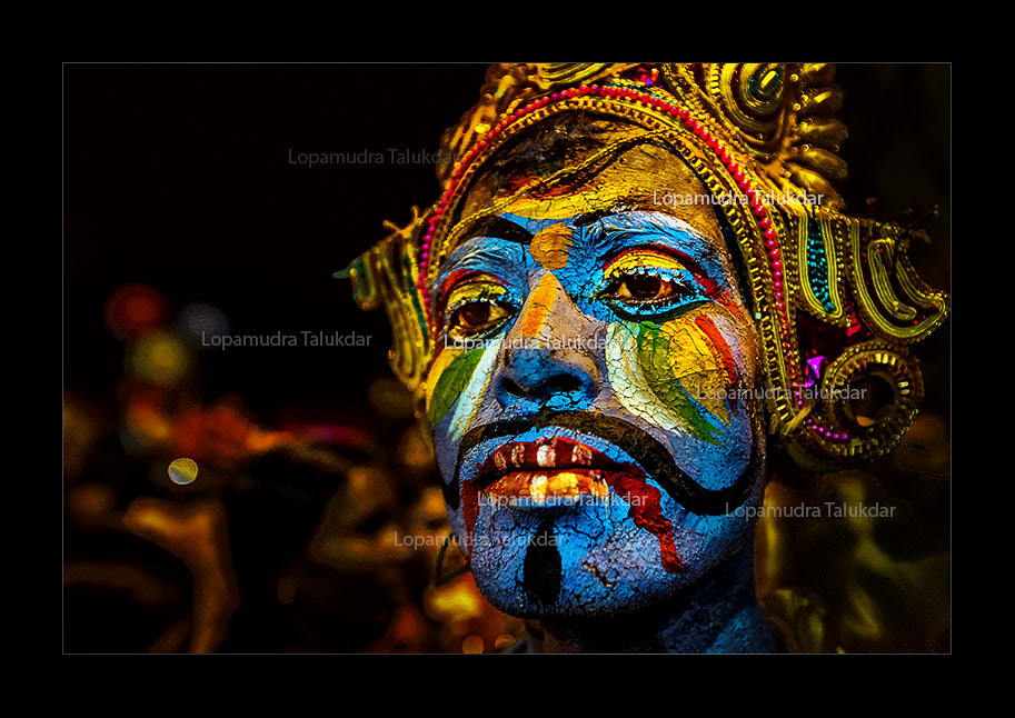 Photograph Colours of Gajan by LOPAMUDRA TALUKDAR on 500px
