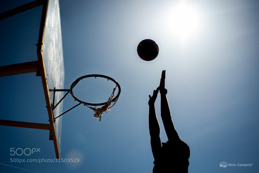 Photograph Basketsun by Aleix Carapeix on 500px