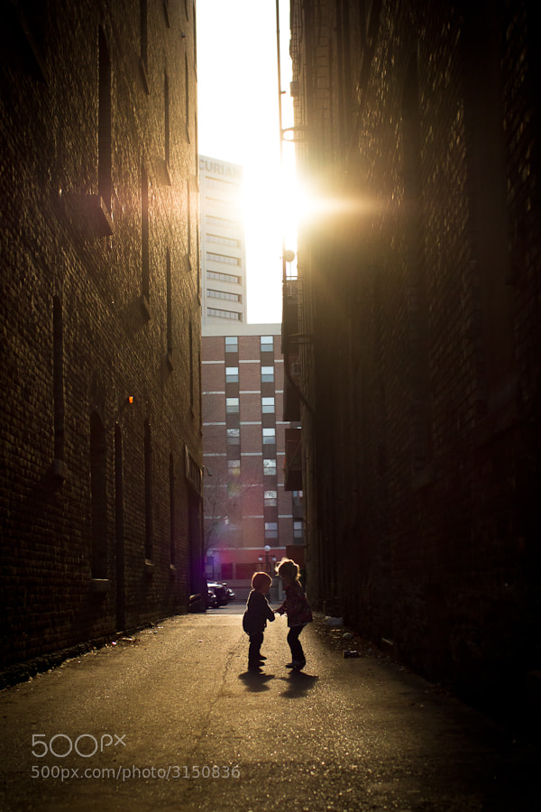 Photograph Alley Play by Craig Williams on 500px
