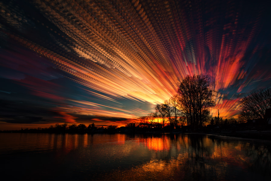 Photograph Crocheting the Clouds by Matt Molloy on 500px