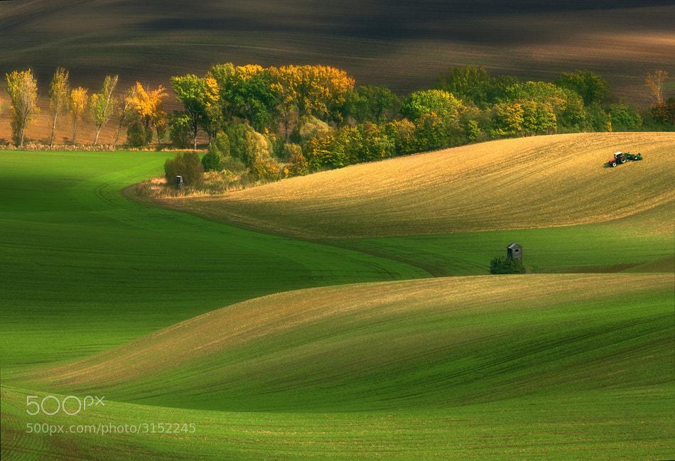 Photograph Autumn.... by Krzysztof Browko on 500px