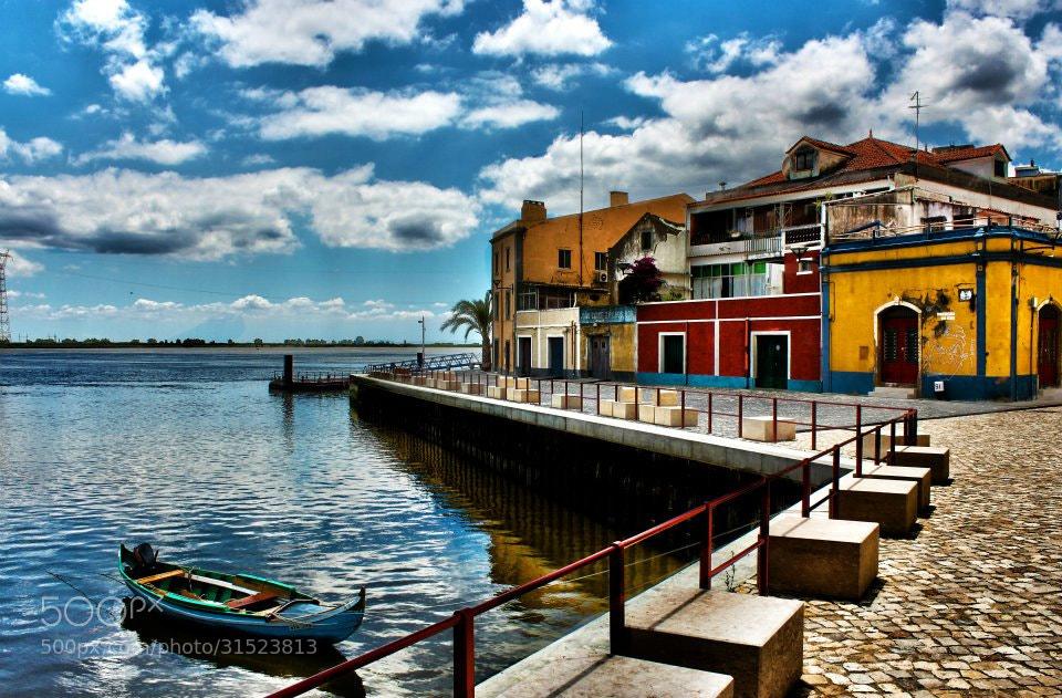 Photograph Vila Franca de Xira, Portugal by André Quartin Santos on 500px