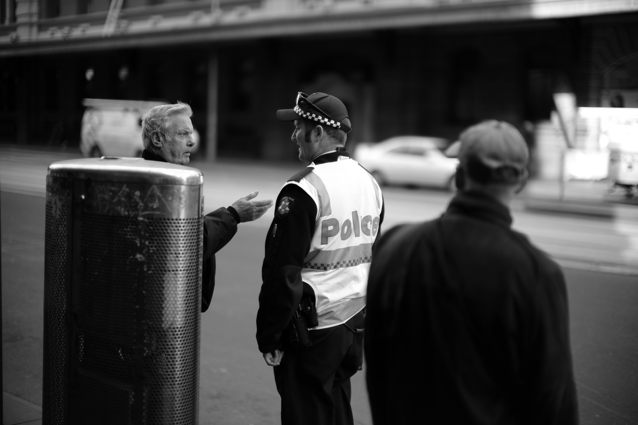 Photograph Police by JOSSI  on 500px