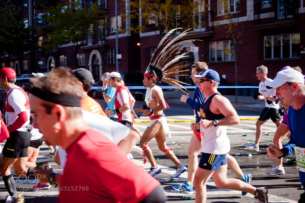 Photograph Manitou's NY Marathon by Andrea Gherardi on 500px