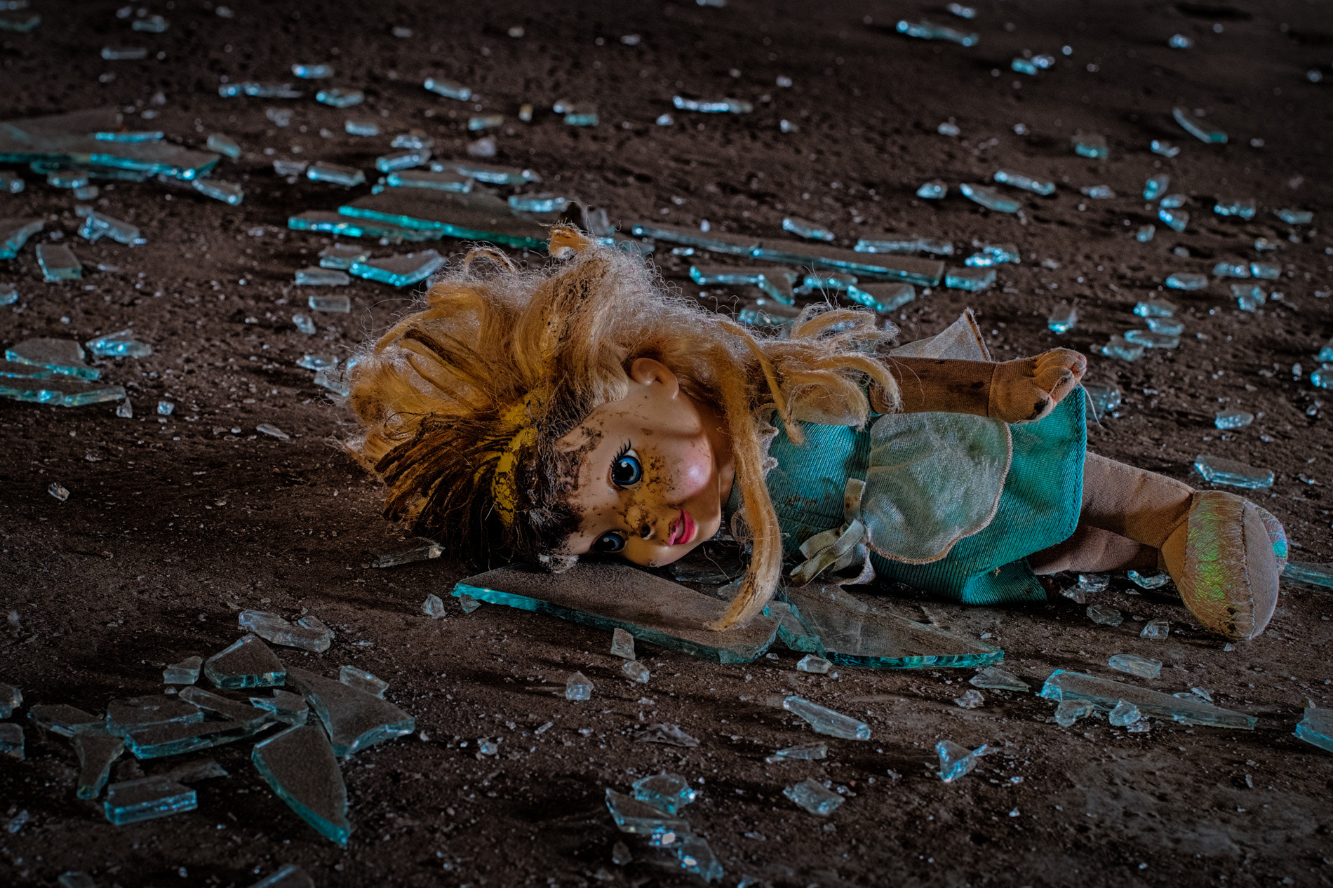Photograph Abandoned Doll VI by Sébastien Trudeau-Dion on 500px