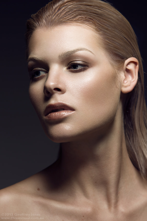Photograph Natural makeup by Geoffrey Jones on 500px
