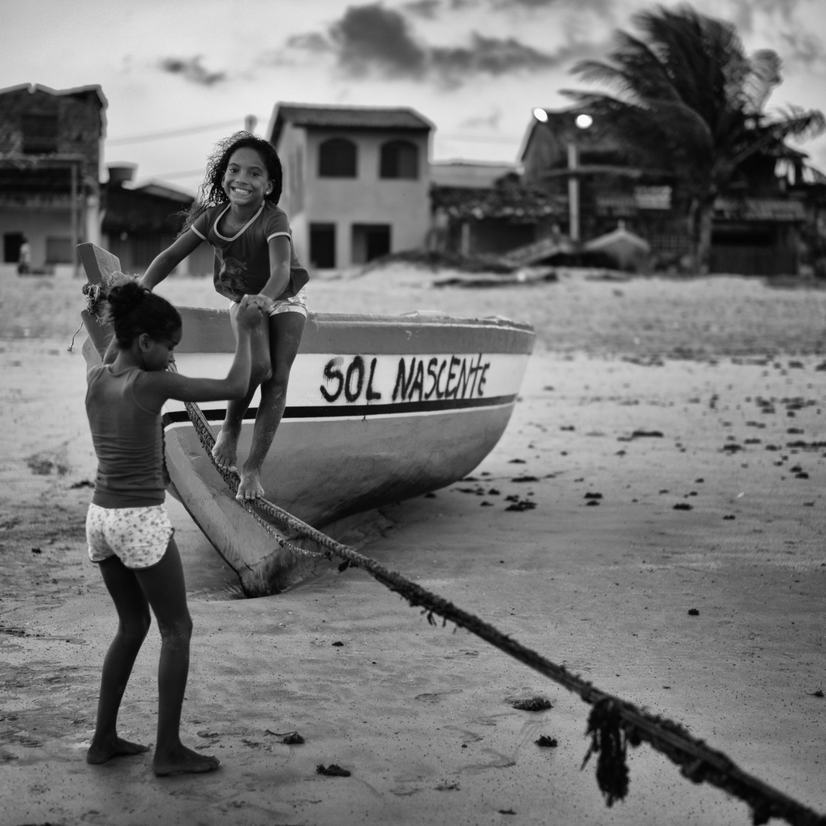 Photograph Girls from Itaparica 4 by Rafael Perini on 500px