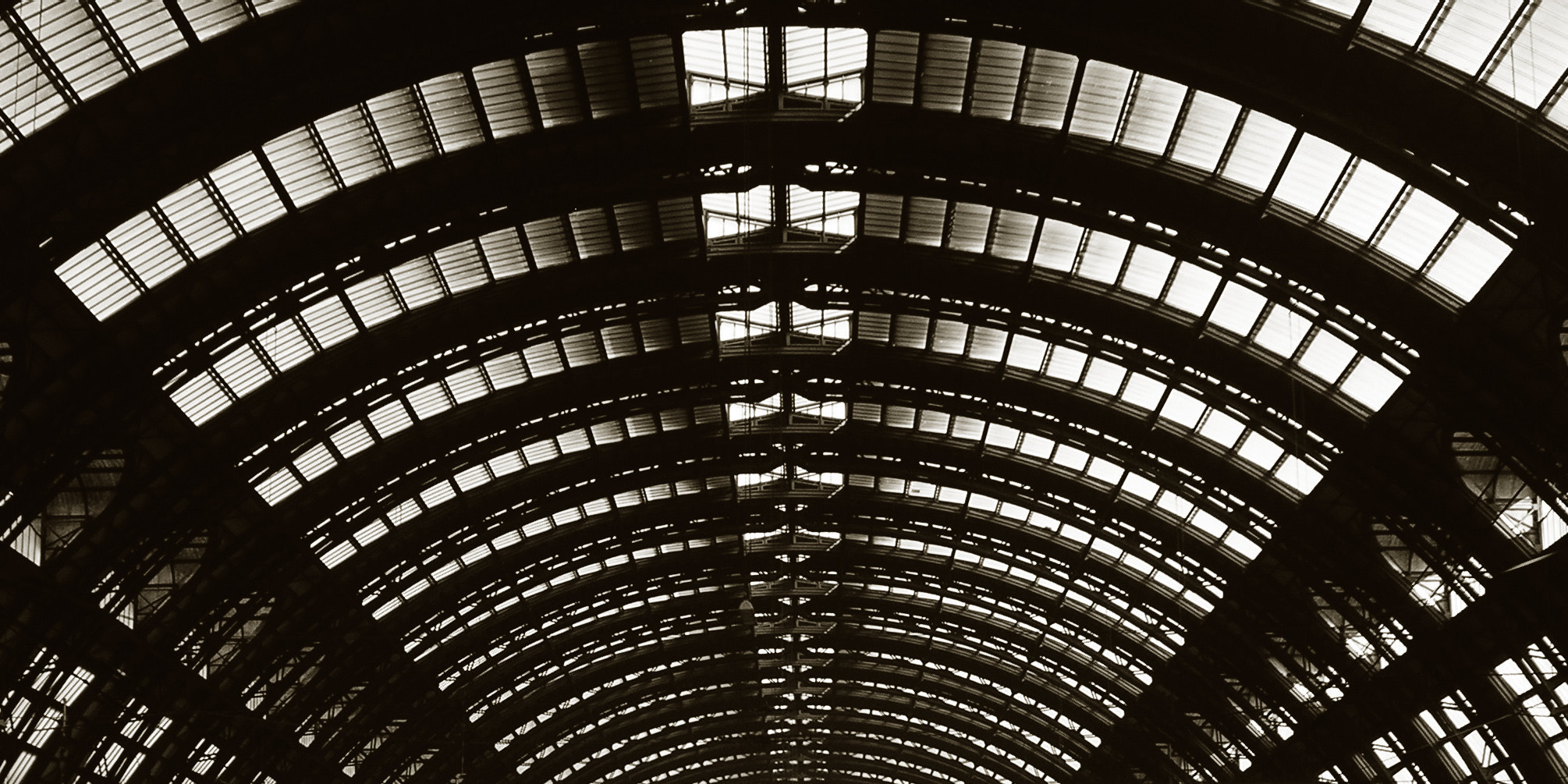 Photograph The trainshed ... by Mark Hufstetler on 500px