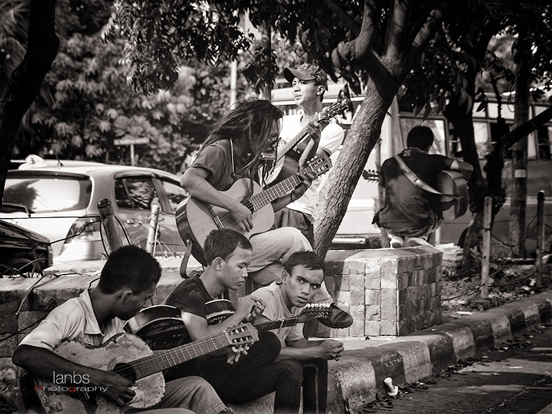 Photograph street musicians by ianbs on 500px