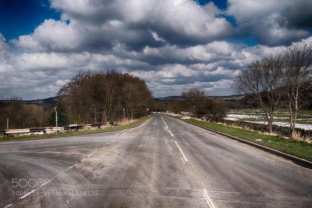 Photograph Country roads by Phil Watson on 500px