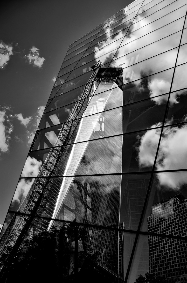 Photograph Freedom tower by Pierre  Brinas on 500px