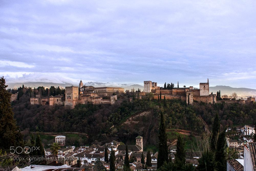 Photograph Hermosa Granada by Rocio  Sánchez Gil on 500px