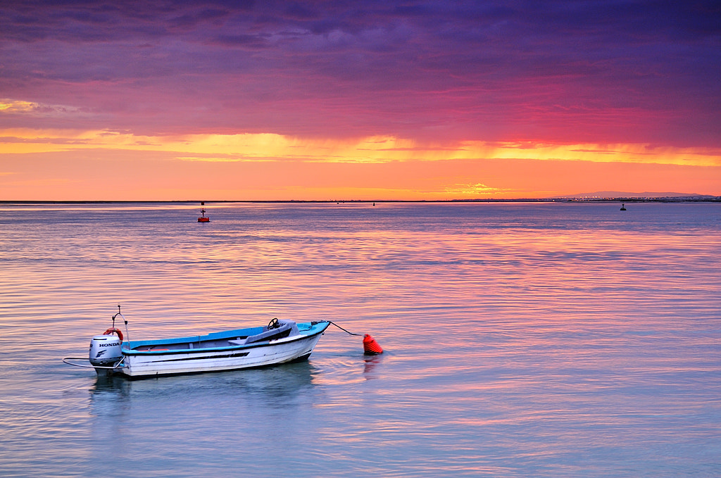 Photograph Entardecer na Ria II by Jose Goncalves on 500px