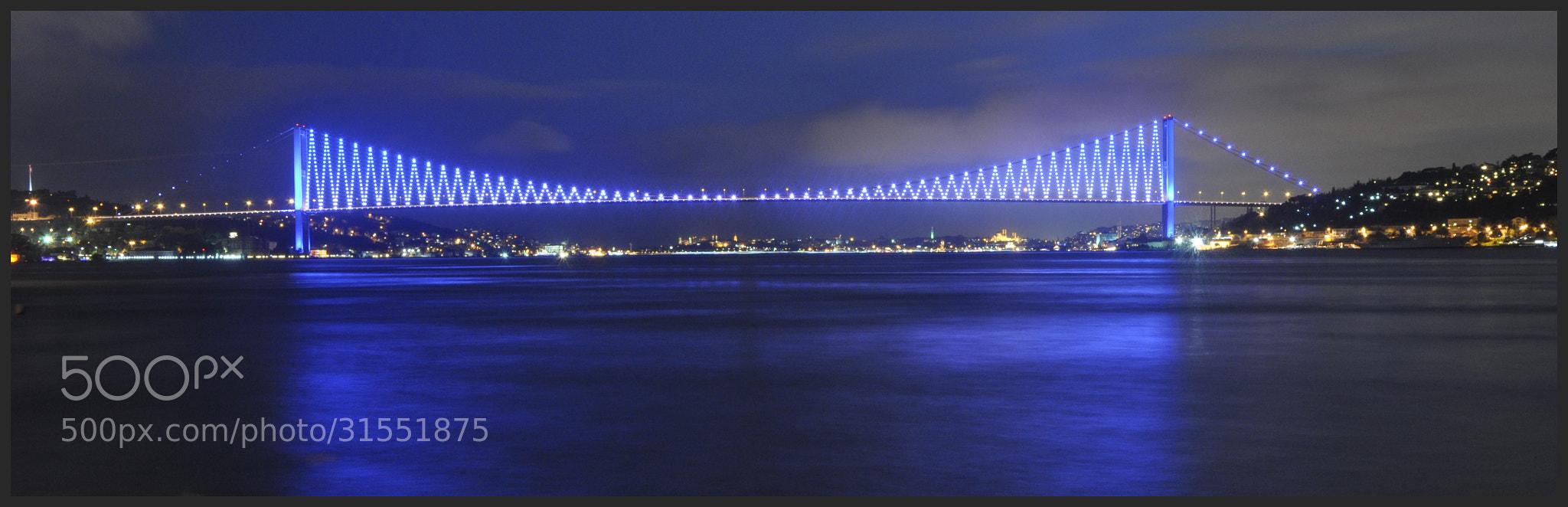 Photograph Bosphorus Bridge by Melih Gün on 500px