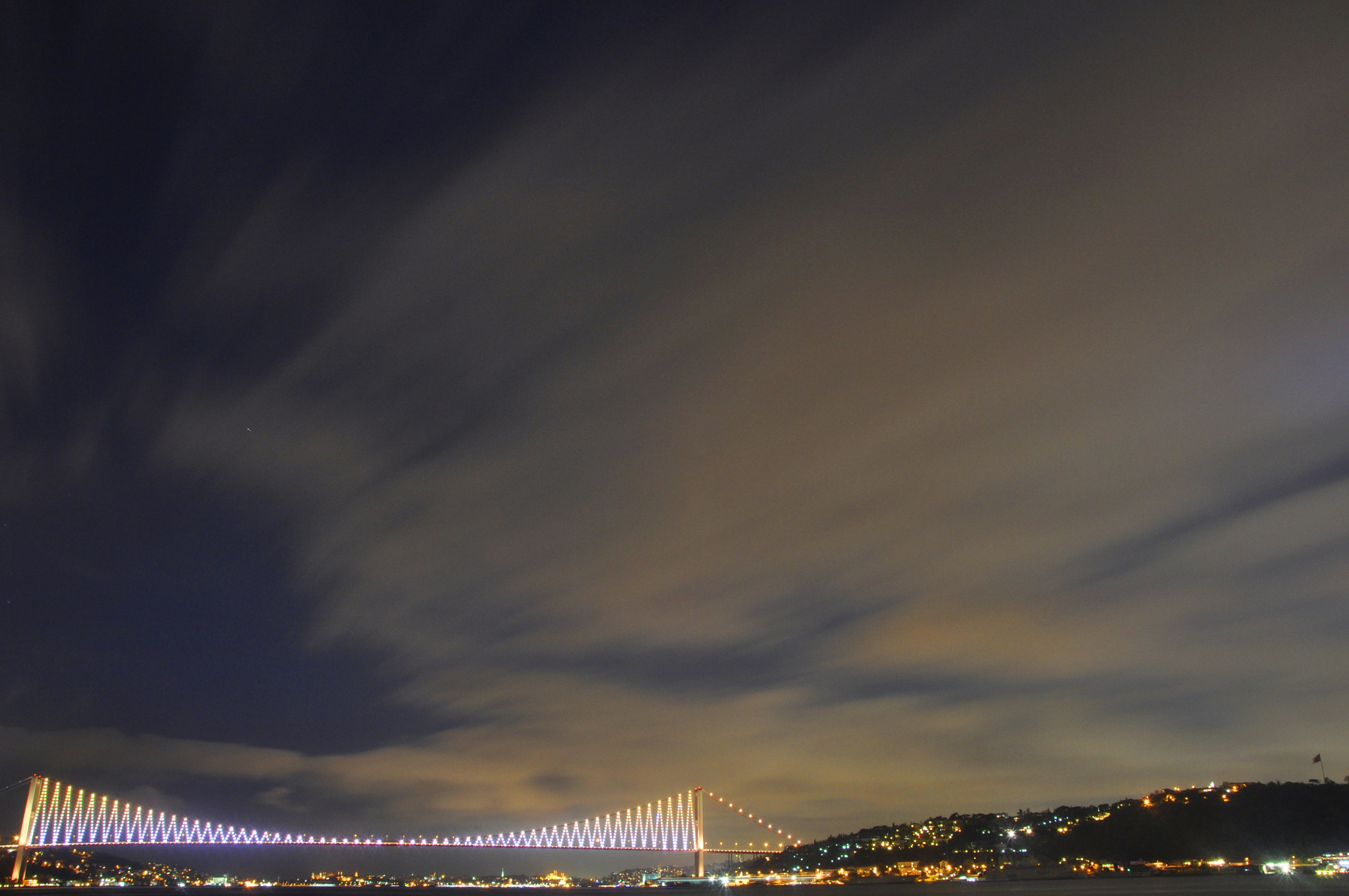Photograph Bosphorus Bridge by Melih Gün on 500px