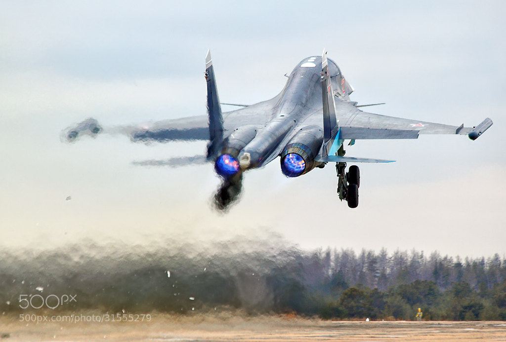 Photograph Take-off by Sergey Chaikovskiy on 500px