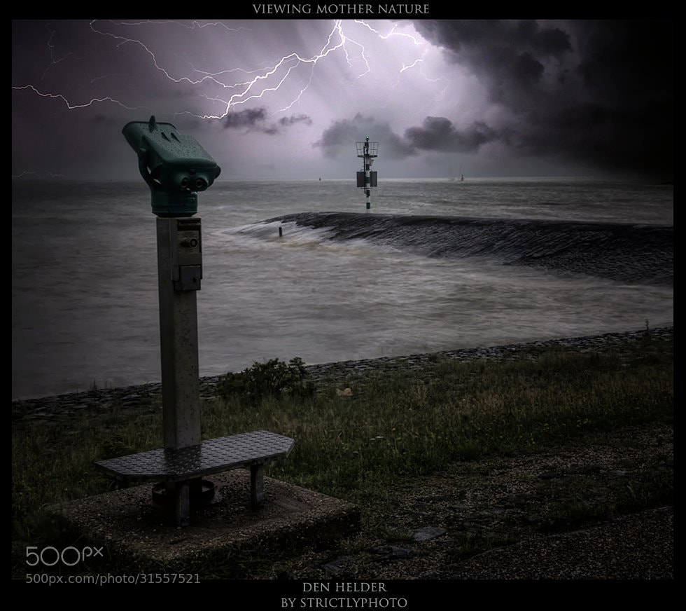 Photograph storm is comming by Patrick Strik on 500px