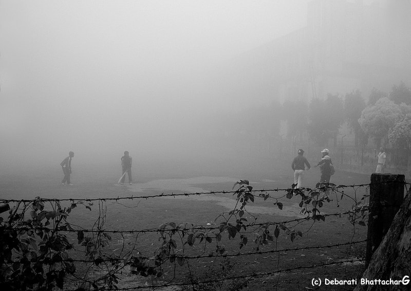 Photograph Cricket in early morning..... by Debarati Bhattacharjee on 500px