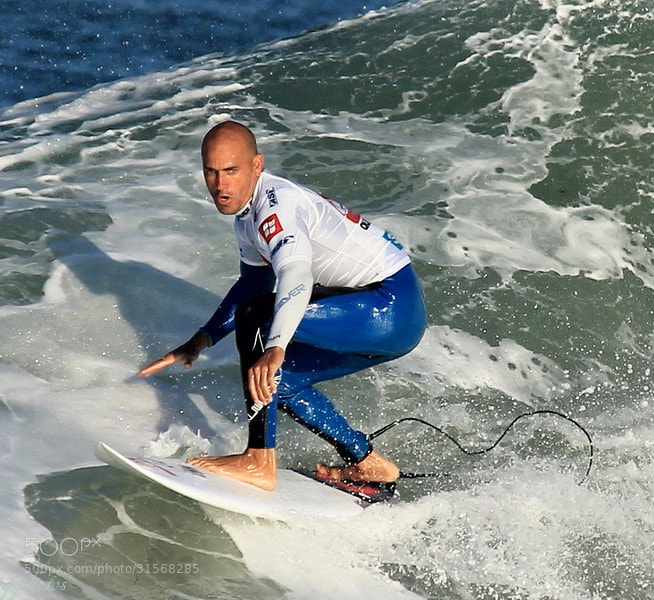 Photograph Kelly Slater by Ludovic Lagadec on 500px