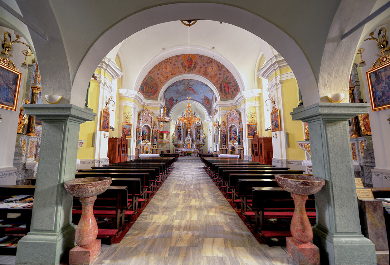 Photograph Curch of St.Sixt by Azman Miro on 500px