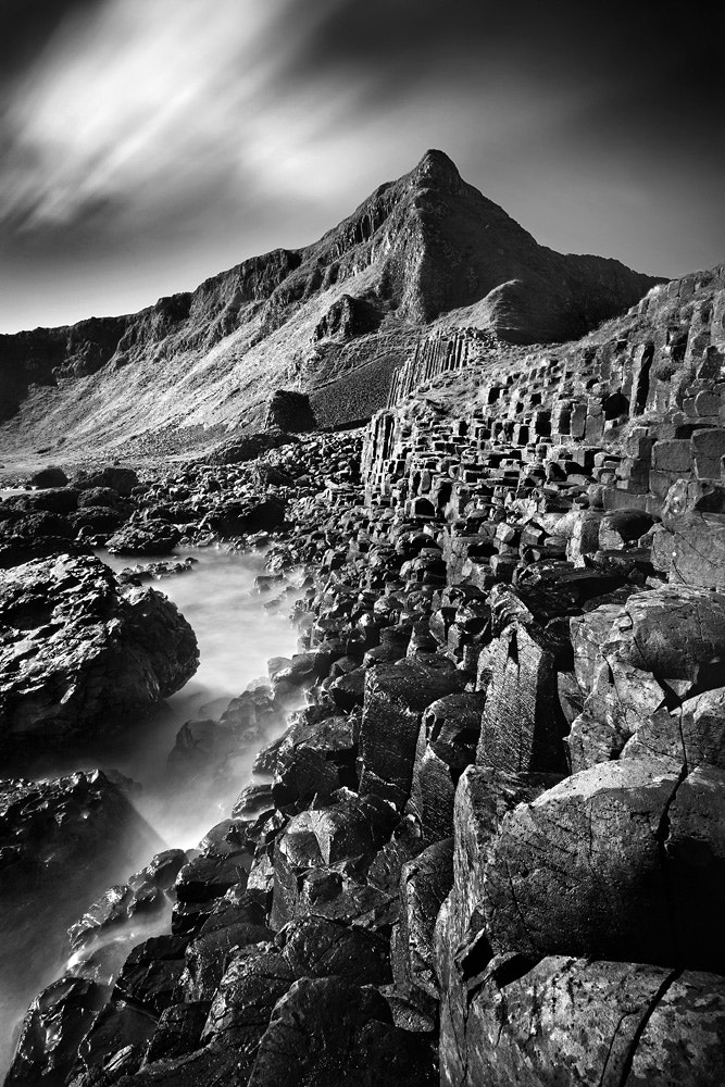 Photograph Giants Causeway  by Stephen Emerson on 500px
