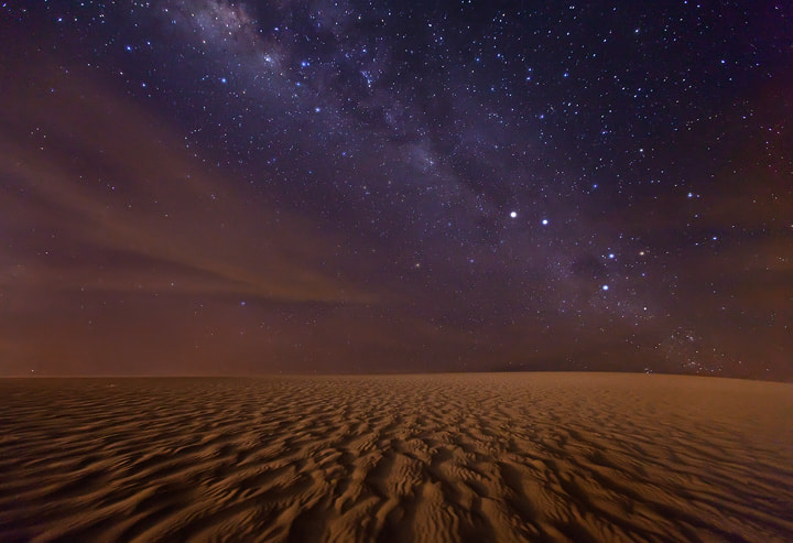 Photograph The Red Planet by Michael Anderson on 500px