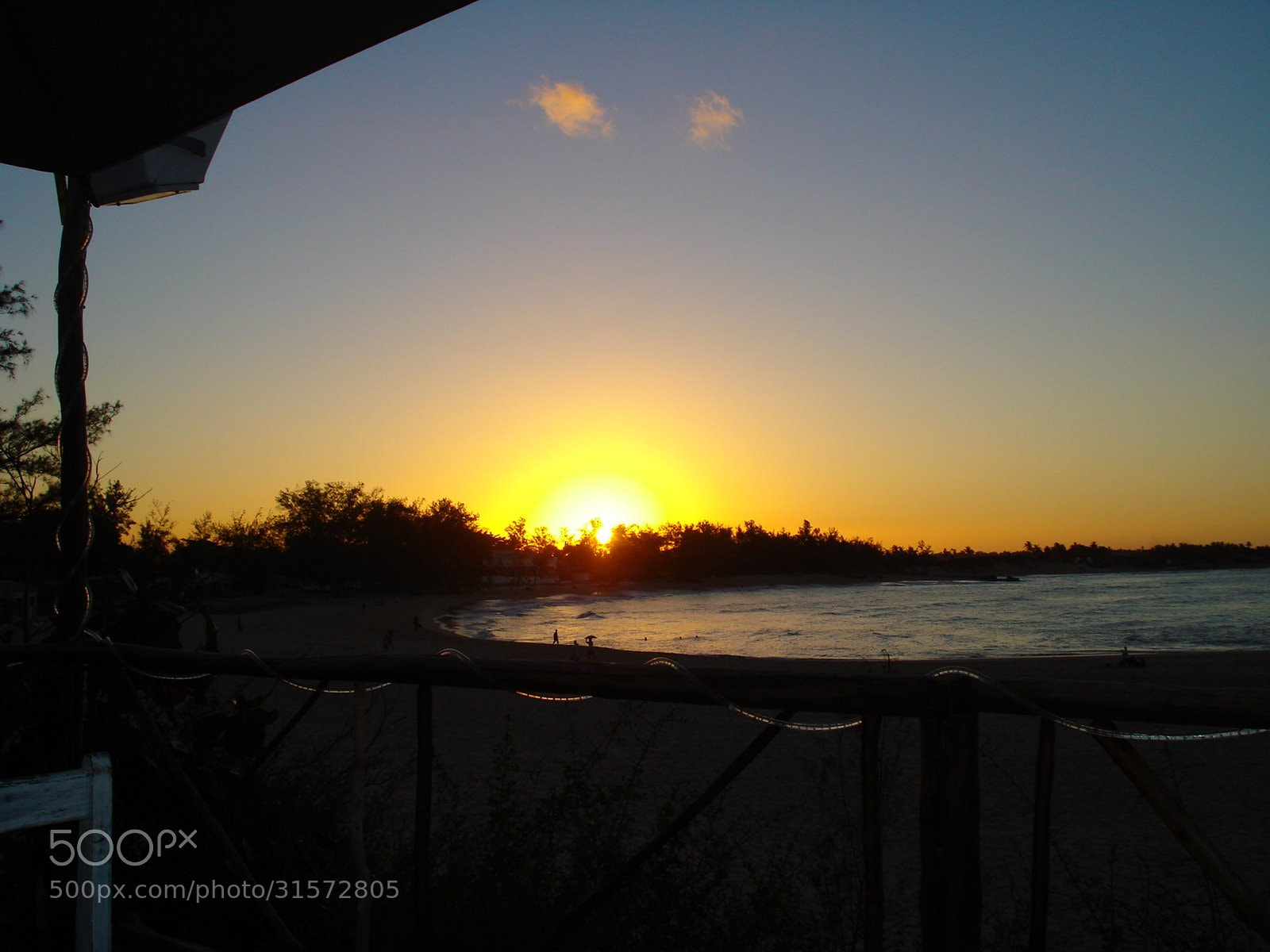 Photograph Sunset over Tofo Beach by sun set on 500px