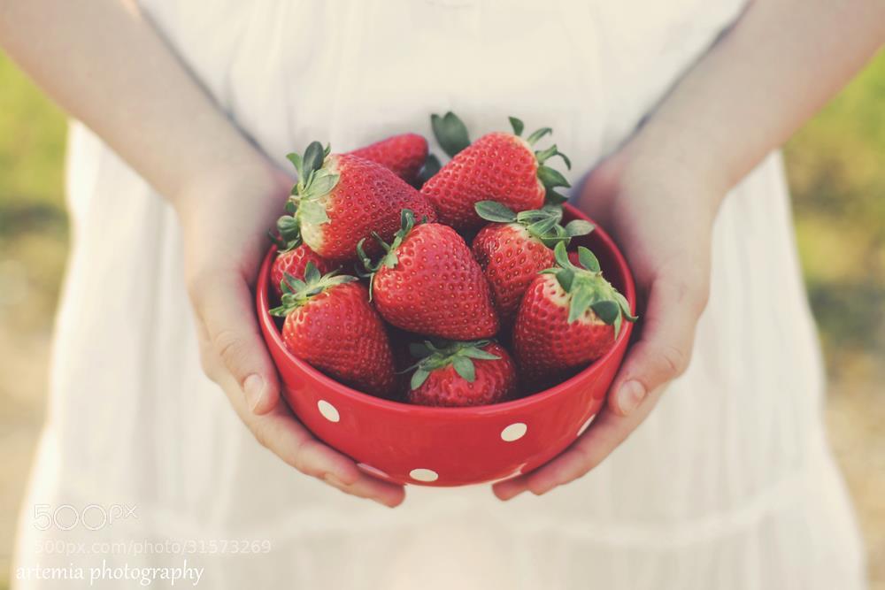 Photograph strawberries by Gordana Lakovic Bulian on 500px