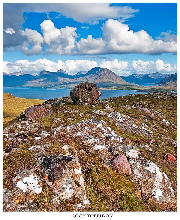 Photograph Loch Torridon by Maciej Markiewicz on 500px